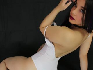 Photo de profil sexy du modèle AnahiStep, pour un live show webcam très hot !