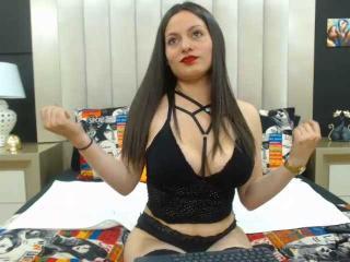 Velmi sexy fotografie sexy profilu modelky AlissonHup pro live show s webovou kamerou!