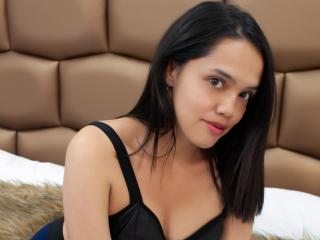 Photo de profil sexy du modèle LindsayVelvet, pour un live show webcam très hot !