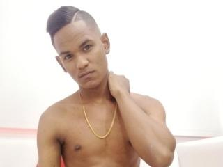Picture of the sexy profile of LianoelBoy, for a very hot webcam live show !