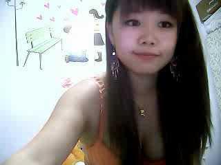 Photo de profil sexy du modèle Smilewei, pour un live show webcam très hot !