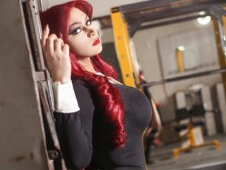 Photo de profil sexy du modèle LindsayCozarX, pour un live show webcam très hot !
