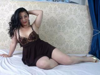 Picture of the sexy profile of AkrinaSexyForU, for a very hot webcam live show !
