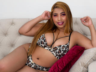Sexet profilfoto af model CamilleSimpsonn, til meget hot live show webcam!
