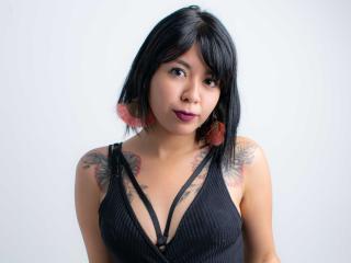 Foto del profilo sexy della modella AkiraKatsumi, per uno show live webcam molto piccante!