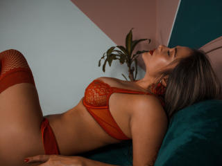 Picture of the sexy profile of IvannaNorth, for a very hot webcam live show !