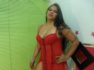 Picture of the sexy profile of KarolSamy, for a very hot webcam live show !
