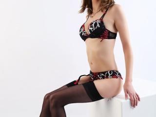 Foto de perfil sexi, da modelo SophieLibertine, para um live show webcam muito quente!
