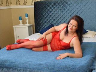 Photo de profil sexy du modèle PriscillaBabe, pour un live show webcam très hot !