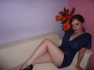 Picture of the sexy profile of PhantsyGirl, for a very hot webcam live show !