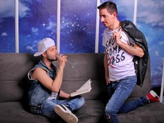 TommyForKarl - Show live exciting with this European Boys couple