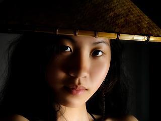 Foto de perfil sexy da modelo Lianasexy, para um live show muito quente!