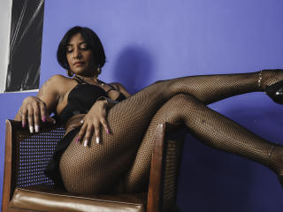 Photo de profil sexy du modèle MelikLinar, pour un live show webcam très hot !