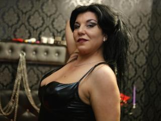 Foto de perfil sexi, da modelo BeMyFetishMate, para um live show webcam muito quente!