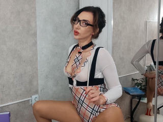 AlexaSweetyO - Cam hot with this thin constitution Horny lady