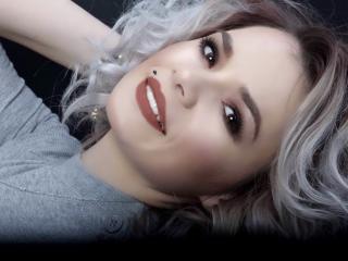 Picture of the sexy profile of PrincessPrecious, for a very hot webcam live show !