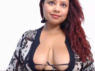 Photo de profil sexy du modèle DeboraKiss, pour un live show webcam très hot !